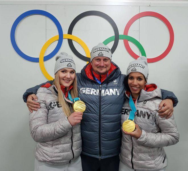 Mariama Jamanka, Matthias Höpfner, Lisa Buckwitz