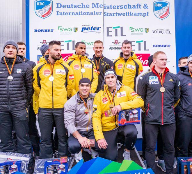 Startwettkampf Oberhof